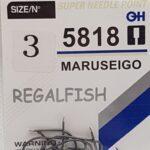 Carlige Regal Fish Maruseigo Nr 3 10Buc
