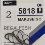 Carlige Regal Fish Maruseigo Nr 2 10Buc