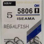 Carlige Regal Fish Iseama Nr 5 10Buc
