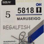 Carlige Regal Fish Maruseigo Nr 5 10Buc