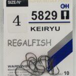 Carlige Regal Fish Keiryu Nr 4 10Buc