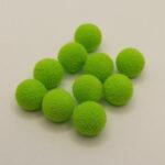 Pop Up Spuma 10mm Verde 10buc
