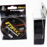 Fir Monofilament Power Maxx Negru 300M 0,35mm