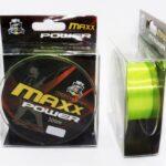 Fir Monofilament Power Maxx Verde 300M 0,35mm