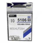 Carlige Regal Fish Iseama Ring Nr 10 10Buc