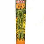 Riguri Camuflate Vegetatie 20Cm/Marimea Carlig Nr.2